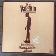 Tiefstpreis Schallplatten-Rarität Karl Valentin