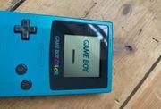 Gameboy und Pokemon Kristall
