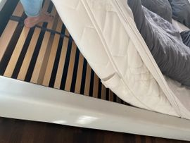 Betten - Bett 2 Lattenroste