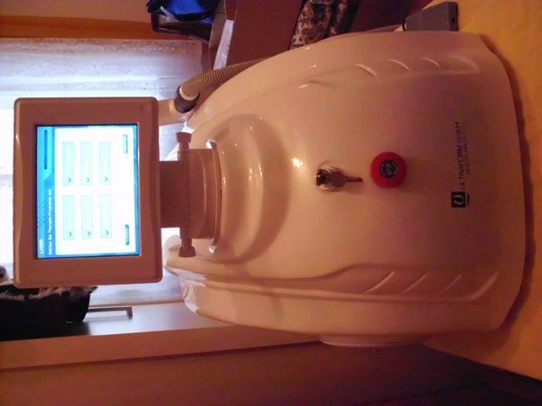 Haarenfernungs-Laser zur Provisonellen Entfernung von