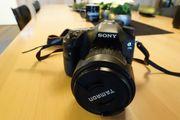 DSLR-Kamera Sony Alpha 77II