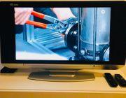 Fernseher voll funktionsfähig Marke Mirai