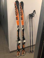 BLIZZARD CMX cross mountain Skier