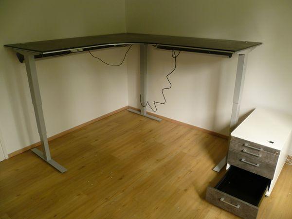 Elektrisch Höhenverstellbar Arbeitstisch Möbel Lieferung