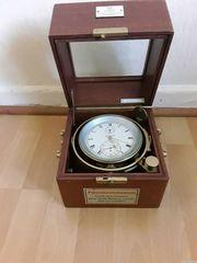 GUB Glashütte Marine Chronometer