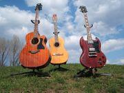 Individueller Gitarrenunterricht in Nürnberg