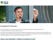 Senior Java-Entwickler Software-Architekt m w
