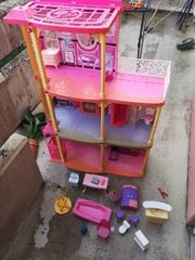 Top Barbie Mattel Traumhaus 3