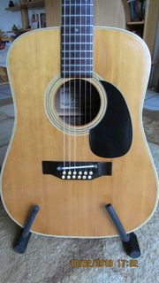 Fender F-55-12 12-string dreadnought