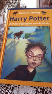 4 Bücher Harry Potter