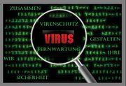 Zur Bekämpfung von Viren Hackern