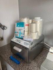 Heißluftsterie Vento 75 Labor geprüft