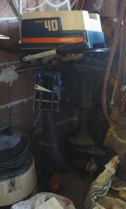 Volvo Penta 40 Fishing Bootsmotor