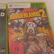 1 Xbox 360 Spiel Boderlands