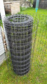 Gartenzaun Schweißgitter 120cm x 18m
