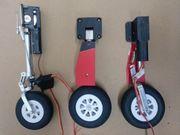 Fahrwerk 3-teilig elektrisch - für Freewing