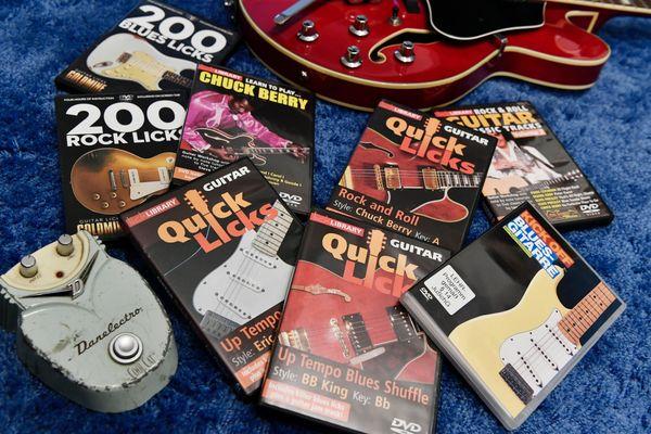 E Gitarren DVD s Guitar