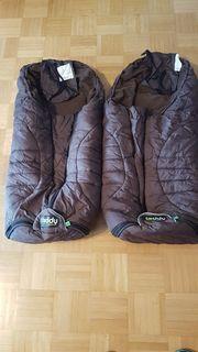 Zwillinge aufgepasst 2x Odenwälder Fusssäcke