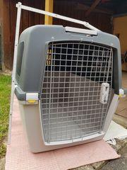 Hundetransportbox Flugbox für große Hunde