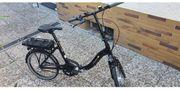 Prophete E-Bike Alu-Faltrad 20 Genießer