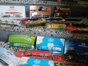 Mini LKW mit Werbung