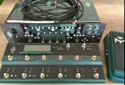 Kemper Profiling Amplifier Rack und