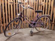 Kind Mädl Fahrrad