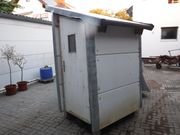 Hühnerstall Gerätehaus