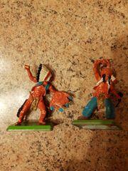 2 figuren Indianer