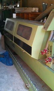 Brandt Kantenanleimmaschine Hobelmaschine Tischfräse CNC