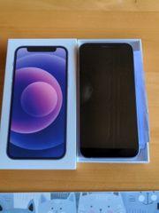 iPhone 12 mini 64gb lila