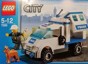 Lego City Polizeihundeinsatz