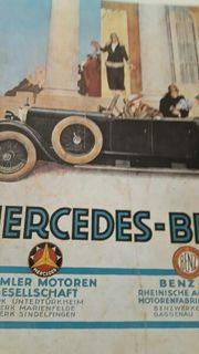 Mercedes-Benz Buch