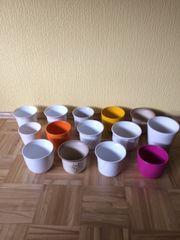 Blumentöpfe Keramik diverse