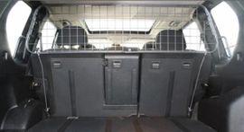 Innen- und Zusatzausstattung - Kofferraum- Hunde Trenngitter Nissan X-Trail