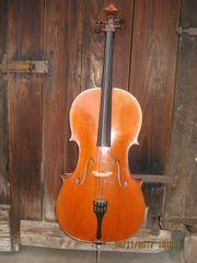 3 4 Cello mit Bogen