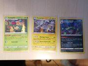 Holo Pokemonkarten NEU Clash der