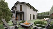 Neubau Traumhaus in einer idyllischen