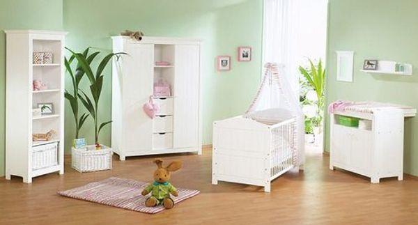 Pinolino Baby- Kinderzimmer 5-teilig aus