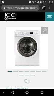 Neue Waschmaschine Bauknecht EW 7F4