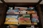 Verschieden Spiele - Gesellschaftsspiele - Brettspiele Sammlung