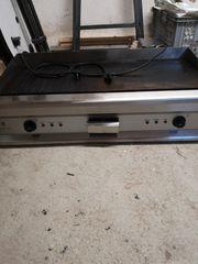 Doppel Elektro Grillplatte - 100 cm -