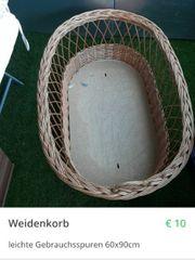 Weidenkorb 90x60cm