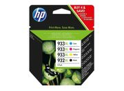 Original HP 932XL 933XL Multipack
