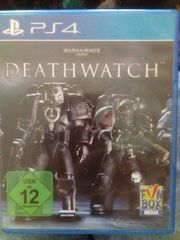 PS4 Warhammer DEATHWATCH