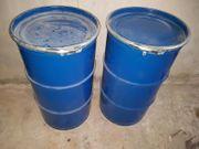 Tonnen Blechfässer 2 Stück Ca