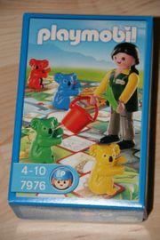 Playmobil Spiel Zoo Nr 7976