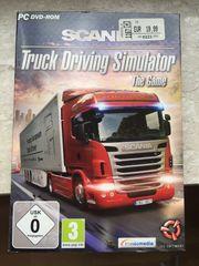 Truck Driving Simulator 2012