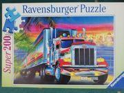Puzzle 3 Stück 100 200