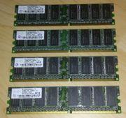 2 GB DDR1 RAM Arbeitsspeicher